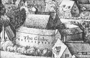 The Globe Theater.